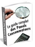 panel consommateur
